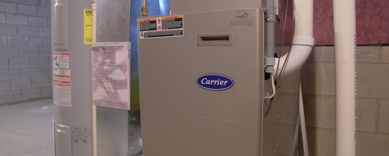High Efficiency HVAC by Carrier
